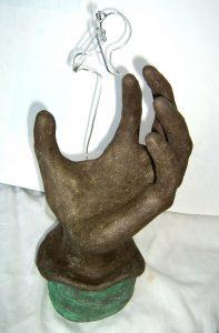 sculpture, terre cuite, argile