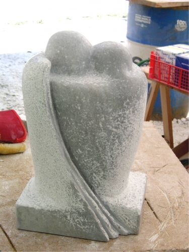 sculpture, marbre