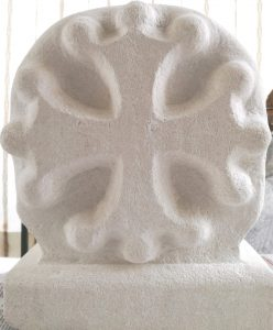 Pierre Calcaire, sculpture, taille directe
